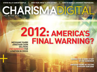 Charisma Digital January, vol 1 2012 cover