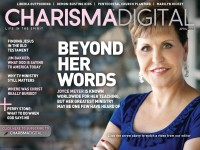 Charisma Digital April 2012 cover