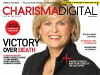 Charisma Digital August 2012 cover