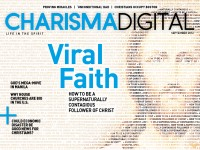 Charisma Digital September 2012 cover