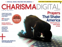 Charisma Digital October 2012 cover