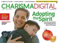 Charisma Digital December 2012 cover
