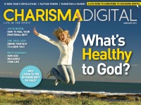 Charisma Digital January 2013 cover
