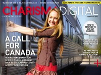 Charisma Digital February 2013 cover