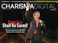 Charisma Digital September 2013 cover