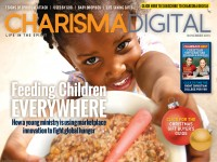 Charisma Digital November 2013 cover