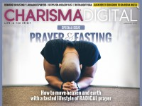Charisma Digital January 2014 cover