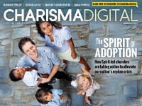 Charisma Digital February 2014 cover