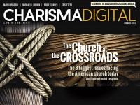 Charisma Digital March 2014 cover