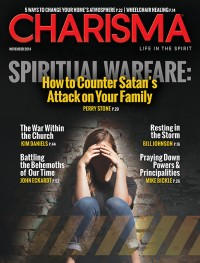 Charisma Digital November 2014 cover