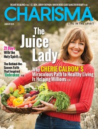 Charisma Digital January 2015 cover