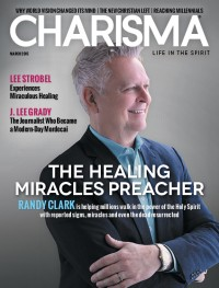 Charisma Digital March 2015 cover