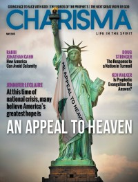Charisma Digital May 2015 cover