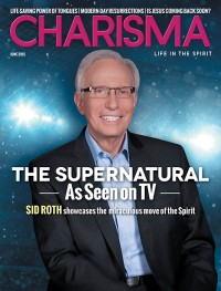 Charisma Digital June 2015 cover