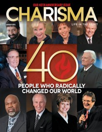 Charisma Digital August 2015 cover