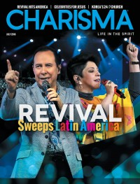 Charisma Digital July 2016 cover