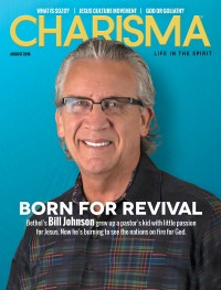 Charisma Digital August 2016 cover