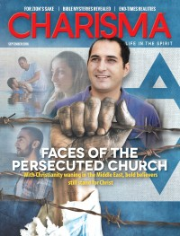 Charisma Digital September 2016 cover