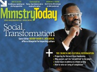 Ministry Today digital magazine January/February vol.1 2012 cover