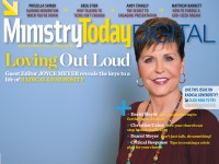 Ministry Today digital magazine September/October 2012 cover