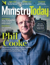 Ministry Today digital magazine May/June 2013 cover