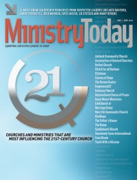 Ministry Today digital magazine May/June 2014 cover
