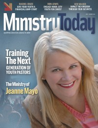 Ministry Today digital magazine July/August 2015 cover