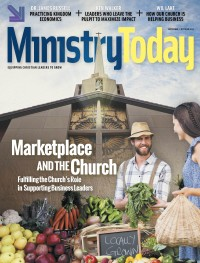 Ministry Today digital magazine September/October 2015 cover