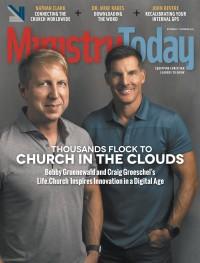 Ministry Today digital magazine November/December 2015 cover