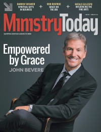 Ministry Today digital magazine January/February 2016 cover