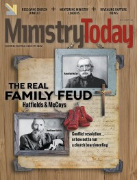 Ministry Today digital magazine July/August 2016 cover