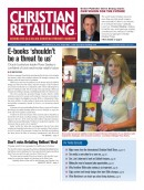 Christian Retailing August 2011  cover