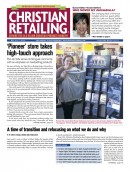 Christian Retailing May 2012  cover