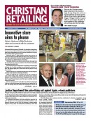 Christian Retailing June 2012  cover