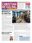 Christian Retailing July 2012  cover