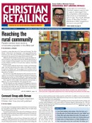 Christian Retailing August 2012  cover