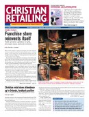 Christian Retailing September 2012  cover