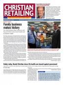 Christian Retailing November 2012  cover