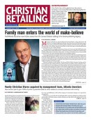 Christian Retailing January 2013  cover