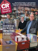 Christian Retailing June 2015  cover